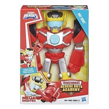 Transformers Transformers Rescue Bots Büyük Figür Hot Shot Renkli